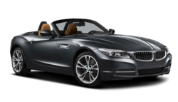 BMW Z4 Convertible Rental Car