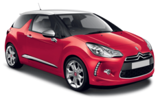 Hire a Citroen DS3 with Sixt