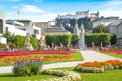 Explore this historical Austrian city with Sixt car hire Salzburg