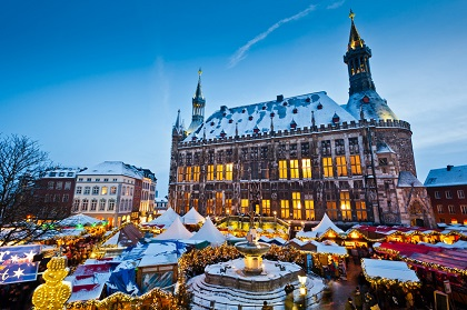 Christmas in Aachen