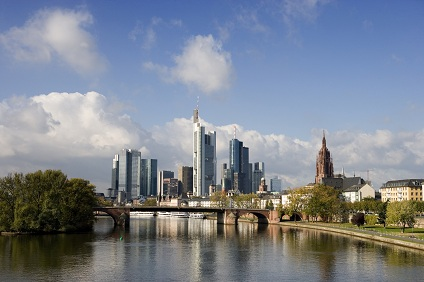 Frankfurt am Main City - Skyline