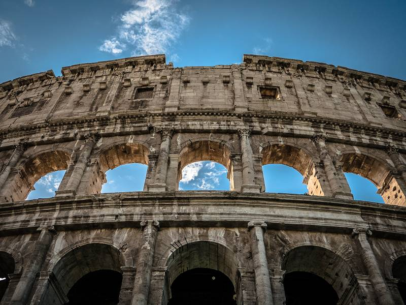 The Colosseum in Rome is a must-see attraction
