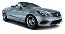 Mercedes-Benz E-Class Convertible rental from Sixt