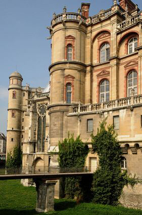Saint-Germain-en-Laye palace