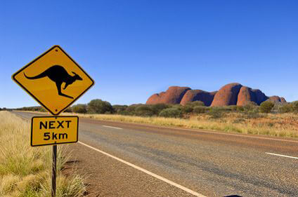 Venture into the outback with Sixt car hire Australia