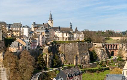 Luxemburg Country