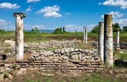 Macedonia Country