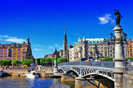Drive around the beautiful city of Stockholm with Sixt car hire Sweden
